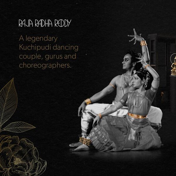 Raja Radha Reddy Portfolio